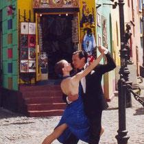 Buenos Aires-Caminito (Tango)