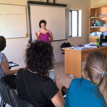 GSE Malta-Students conversation class