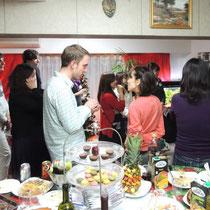 EuroLingualクリスマスパーティー2013 生徒様 ⑤