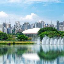 São Paulo-Parque de Ibirapuera