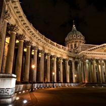 Saint Petersburg - The Kazan Cathedral