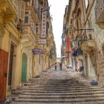 Valletta-Old street
