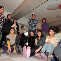 EuroLingualクリスマスパーティー2012 生徒様 ⑫