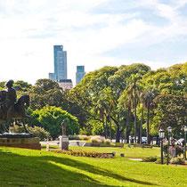 Buenos Aires-Plaza Alvear