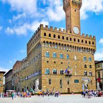 Firenze-Piazza Signoria