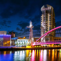Manchester-Salford Quays