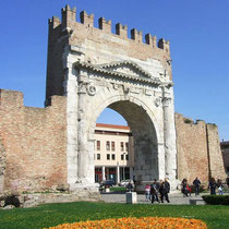 Rimini-Arco d'Augusto