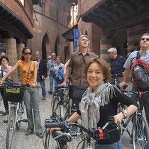 Porticando-Escursione in bici