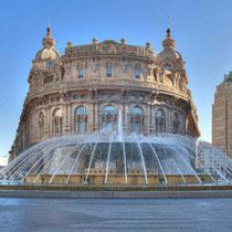 Genova-Piazza de Ferrari