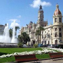 Valencia-Plaza del Ayuntamiento 2