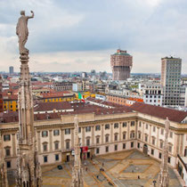 Milano-Palazzo Reale
