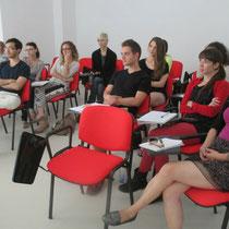 Scuola Dante Alighieri Recanati-Lezione di gruppo