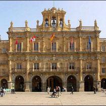 Salamanca-Ayuntamiento (Plaza Mayor)