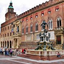 Bologna-Piazza Nettuno