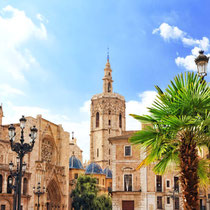 Valencia-Plaza de la Reina