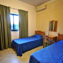 GSE Malta-School residence twin room