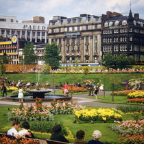 Manchester-Piccadilly Gardens