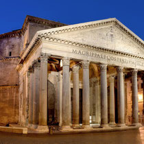 Roma-Panteon di Agripa