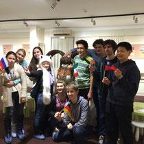 Vyatka-Foreign students