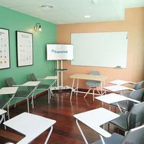 Expanish-Aula de grupo