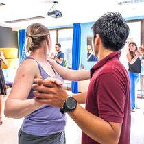 Expanish-Actividades sociales (lección tango)