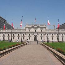 Santiago-Palacio de la Moneda