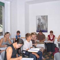 Centro Puccini Viareggio-Aula di lezione