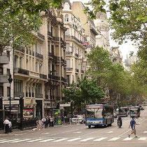 Buenos Aires-Avenida de Mayo