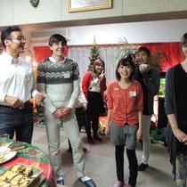 EuroLingualクリスマスパーティー2013 生徒様③