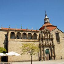Amarante-Igreja de São Gonçal