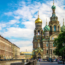 Saint Petersburg - The Church of the Savior on the Spilled Blood