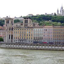 Lyon-St Jean et Notre Dame de Fourvière