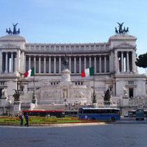 Roma-Monumento a Vittorio Emanuele II, in piazza Venezia