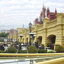Buenos Aires-Terrazas de Buenos Aires Design Galerias