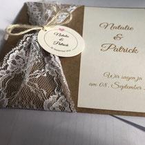 Hochzeitskarten Einladungskarten