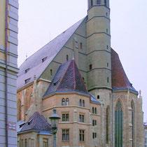 Minoritenkirche - © mw