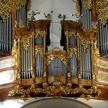 Detail Orgel