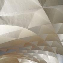 Diamantgewölbe mit besonderem Licht- u. Schattenspiel - Foto ©MW