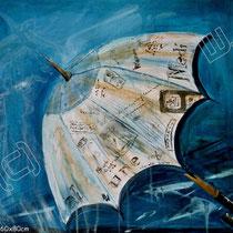 2004 -  Acryl/Leinw. 80 x 60 cm - Privatbesitz