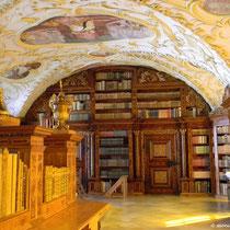 barocke Bibliothek entstand um 1700