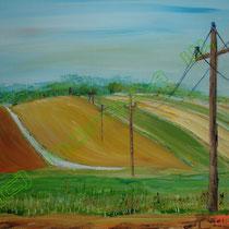 2005 - Acrly/Leinw. 60 x 40 cm