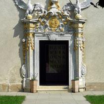 Prälatenhof - kleines Kaiserportal © monika w.