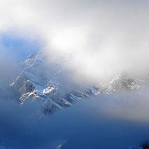 2016 - Der Watzmann bleibt leider wolkenverhangen
