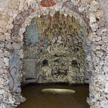 Grotte der Sala Terrena - Foto ©MW