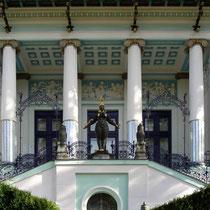 Villa des Malers Ernst Fuchs, Wien 14 - www.ernstfuchs-zentrum.com  - © mw