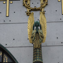 Otto Wagner-Kirche am Steinhof - Foto ©MW