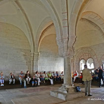 romanischer Kapitelsaal