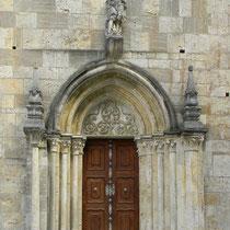 Tor zur Abteikirche
