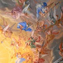 Sakristei - Deckenmalerei
