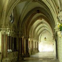 Frühgotischer Kreuzgang (1240)